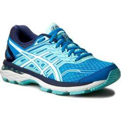 Buty ASICS - GT-2000 5 T757N Diva Blue/White/Aqua Splash 4301. Czarne buty do biegania damskie marki Asics. W wyprzedaży za 379,00 zł.