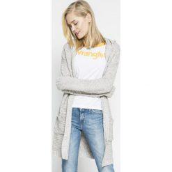Vero Moda - Sweter. Szare kardigany damskie marki Vero Moda, m, z dzianiny. W wyprzedaży za 89,90 zł.