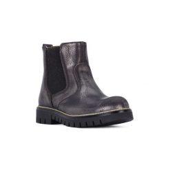Buty Dziecko Nero Giardini  NERO GIARDINI  DOLOMITI 106. Czarne buty sportowe dziewczęce Nero Giardini. Za 383,61 zł.