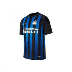 Koszulka krótki rękaw do piłki nożnej Inter Mediolan. Niebieskie t-shirty damskie marki Nike, s. Za 289,99 zł.
