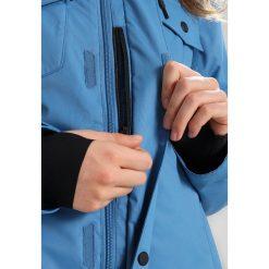 Oakley CHARLIE  Kurtka snowboardowa blue. Niebieskie bomberki damskie Oakley, m, z materiału, narciarskie. W wyprzedaży za 775,20 zł.