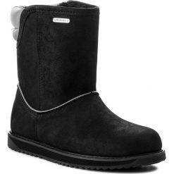 Buty EMU AUSTRALIA - Judbury W11550 Black. Szare buty zimowe damskie marki EMU Australia, z gumy. W wyprzedaży za 479,00 zł.