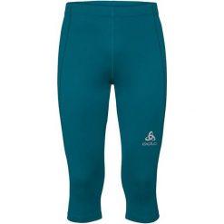 Odlo Spodnie damskie Tights 3/4 SLIQ C/O niebieskie r. L (349242). Niebieskie spodnie sportowe damskie marki Odlo, l. Za 138,95 zł.