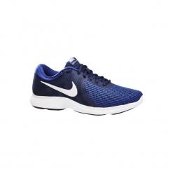 Buty do szybkiego marszu Revolution 4 męskie. Niebieskie buty fitness męskie marki Nike. Za 199,99 zł.