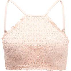 Bikini: Seafolly HAVANA HIGH NECK TANK Góra od bikini peach