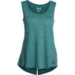Topy sportowe damskie: super.natural MOTION LOOSE TANK Koszulka sportowa aloe green