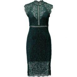 Sukienki: Bardot PANEL DRESS Sukienka etui dark green