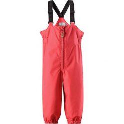 """Spodnie niemowlęce: Spodnie funkcyjne """"Erft"""" w kolorze jasnoczerwonym"""