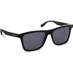Okulary przeciwsłoneczne BOSS - 0297/S Black 807. Czarne okulary przeciwsłoneczne męskie wayfarery marki Boss. W wyprzedaży za 459,00 zł.
