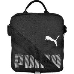 Torby podróżne: Puma Torba sportowa Campus Portable 1.4L czarna (075486 01)