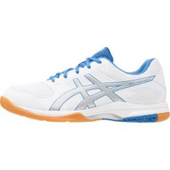 Buty do siatkówki męskie: ASICS GELROCKET 8 Obuwie do siatkówki white/silver/classic blue