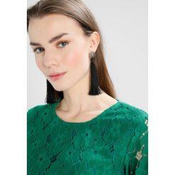 Bluzki asymetryczne: Cortefiel Bluzka dark green