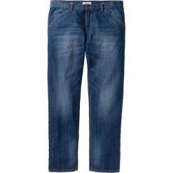 Dżinsy Regular Fit Straight bonprix niebieski. Niebieskie jeansy męskie regular marki House. Za 79,99 zł.
