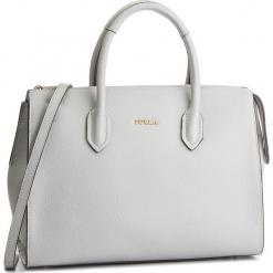 Torebka FURLA - Pin 1000892 B BMJ9 OAS Color Cristallo d. Białe torebki klasyczne damskie Furla, ze skóry. Za 1355,00 zł.