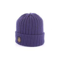 Czapki Refrigiwear  B01600. Niebieskie czapki zimowe męskie Refrigiwear. Za 193,70 zł.