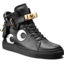 Sneakersy damskie: Sneakersy CARINII – B3770/O E50-000-PSK-B67