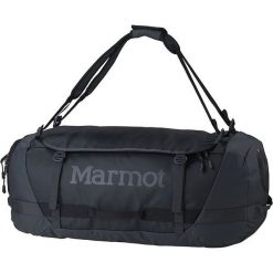Torby podróżne: Marmot Torba podróżna Long Hauler Duffle Bag M 50 Marmot Slate Grey/Black (267801444)