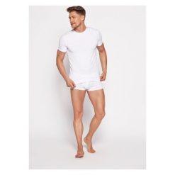 T-shirty męskie: Esotiq & henderson Koszulka Męska 18731 Biały r. 2XL