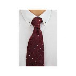 Krawat jedwabny Regular #33. Niebieskie krawaty męskie The bow bow ties, z jedwabiu. Za 99,00 zł.
