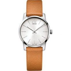 ZEGAREK CALVIN KLEIN CITY LADY K2G23120. Szare zegarki damskie Calvin Klein, szklane. Za 739,00 zł.