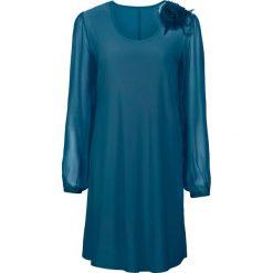 Sukienki balowe: Sukienka bonprix niebieskozielony morski
