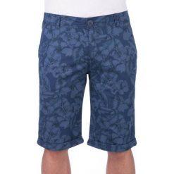 Timeout Szorty Męskie 50 Niebieski. Niebieskie szorty męskie marki Oakley, na lato, z bawełny, eleganckie. W wyprzedaży za 81,00 zł.