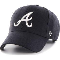 Czapki z daszkiem męskie: 47brand - Czapka Atlanta Braves