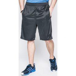 Adidas Performance - Szorty D2M 3S Short. Szare bermudy męskie adidas Performance, z dzianiny, sportowe. W wyprzedaży za 119,90 zł.