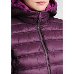 CMP ZIP HOOD Kurtka zimowa purple/loden. Czerwone kurtki damskie zimowe marki CMP, z materiału. W wyprzedaży za 375,20 zł.