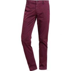 Spodnie męskie: BOSS Orange SCHINO REGULAR Spodnie materiałowe open red