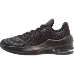 Buty skate męskie: Nike Performance AIR MAX INFURIATE II  Obuwie do koszykówki black/anthracite/metallic dark grey