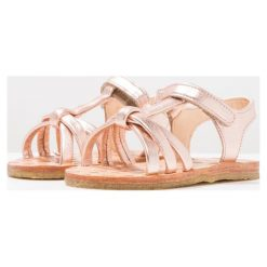 Easy Peasy LULU Sandały pink. Czerwone sandały chłopięce Easy- Peasy, z materiału. Za 269,00 zł.