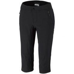 Bryczesy damskie: Columbia Damskie Spodnie Passo Alto Ii Knee Pant Black 4