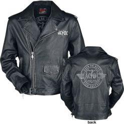 AC/DC EMP Signature Collection Kurtka skórzana czarny. Czarne kurtki męskie AC/DC, xl, z motywem zwierzęcym. Za 1014,90 zł.
