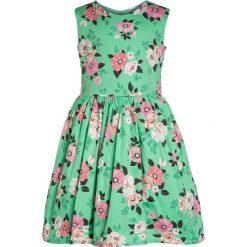 Sukienki dziewczęce z falbanami: Carter's EASTER FLORAL DRESS Sukienka koszulowa green
