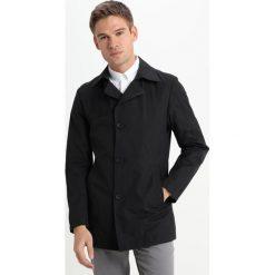 Płaszcze na zamek męskie: Cinque CIASTON Krótki płaszcz black