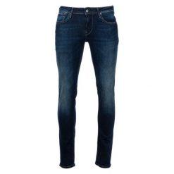 Jeansy męskie regular: Pepe Jeans Jeansy Męskie Hatch 30/32, Ciemny Niebieski