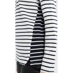 Bluzki asymetryczne: b.young SIV  Bluzka z długim rękawem combi