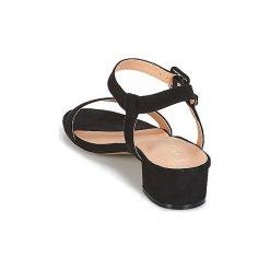 Sandały Only  ONLAPPLE HEELED SANDAL. Czarne sandały damskie marki ONLY. Za 162,70 zł.