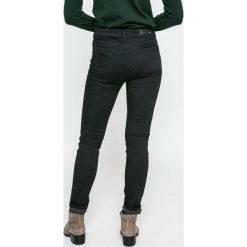 Silvian Heach - Jeansy. Czarne jeansy damskie marki Silvian Heach, z standardowym stanem. W wyprzedaży za 399,90 zł.
