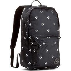 Plecak CONVERSE - 10003331-A11  016. Czarne plecaki męskie marki Converse, z materiału. W wyprzedaży za 99,00 zł.
