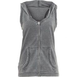 Bluzy rozpinane damskie: Lorna Jane JUST MOVE HOODIE Bluza rozpinana stone wash grey