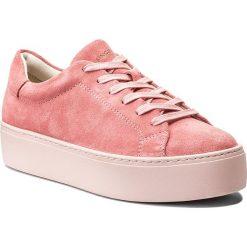 Sneakersy VAGABOND - Jessie 4424-040-58 Bubblegum. Czerwone sneakersy damskie marki Vagabond, z materiału. W wyprzedaży za 299,00 zł.