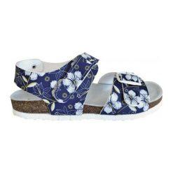 Protetika Sandały Ortopedyczne Dziewczęce 27 Niebieskie. Niebieskie sandały dziewczęce Protetika. Za 84,00 zł.