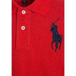 Polo Ralph Lauren BIG TOPS Koszulka polo deep orangey red. Brązowe t-shirty chłopięce marki Reserved, l, z kapturem. Za 249,00 zł.