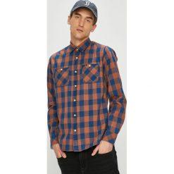 Pepe Jeans - Koszula. Szare koszule męskie jeansowe Pepe Jeans, l, w kratkę, z włoskim kołnierzykiem, z długim rękawem. W wyprzedaży za 259,90 zł.