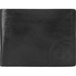 Portfele męskie: Duży Portfel Męski STRELLSON – Billfold H6 4010000219 Black 900