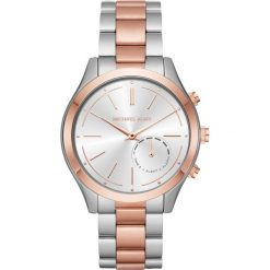 Biżuteria i zegarki damskie: Michael Kors Access SLIM RUNWAY Zegarek silber/roségold