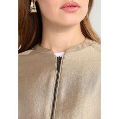 Odzież damska: Armani Exchange Krótki płaszcz gold