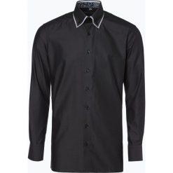 Finshley & Harding - Koszula męska, szary. Czarne koszule męskie marki Finshley & Harding, w kratkę. Za 149,95 zł.